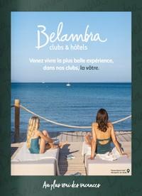BELAMBRA CLUBS 2021