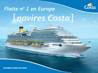 LES NAVIRES COSTA