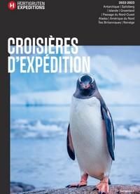 CROISIÈRES D'EXPLORATION 2020/21