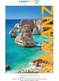 LUXAIR VAKANZ HIVER 2021/2022
