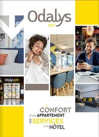 ODALYS APPART/HOTEL 2021