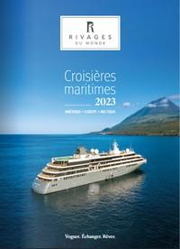 Croisières Maritimes 2020