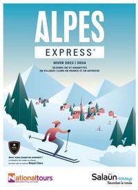 Alpes HIVER 2021/22