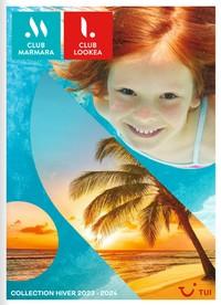 CLUBS HOTELS MARMARA HIVER 2020/21