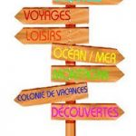 brochures de vacances par themes